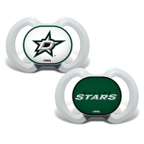 Dallas Stars Baby Pacifier 2-Pack