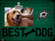 Dallas Stars Best Dog Clip Frame
