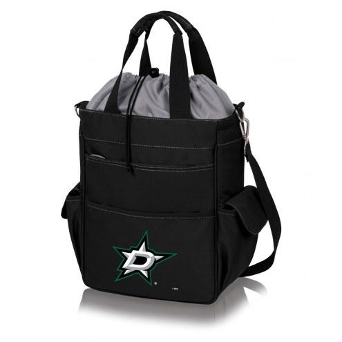 Dallas Stars Black Activo Cooler Tote