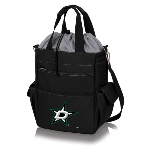 Dallas Stars Black Activo Cooler Tote