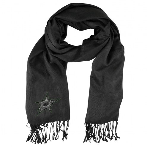 Dallas Stars Black Pashi Fan Scarf