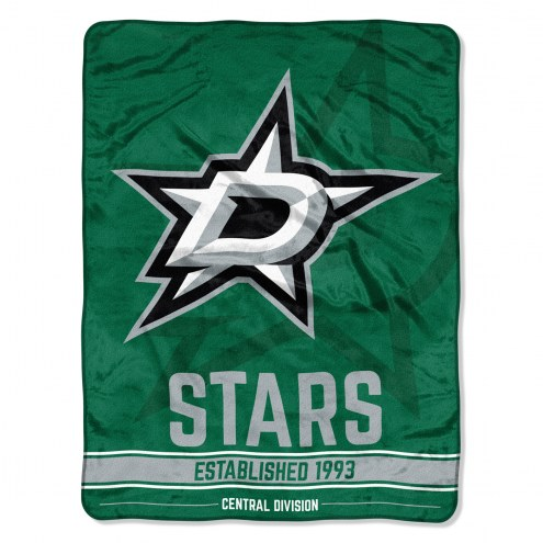 Dallas Stars Break Away Blanket