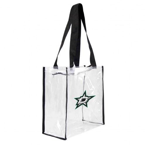 Dallas Stars Clear Square Stadium Tote