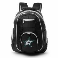 NHL Dallas Stars Colored Trim Premium Laptop Backpack