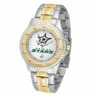 Dallas Stars Competitor Two-Tone Men's Watch