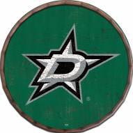 "Dallas Stars Cracked Color 16"" Barrel Top"