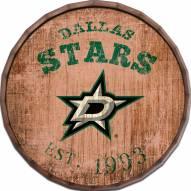 "Dallas Stars Established Date 16"" Barrel Top"
