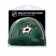 Dallas Stars Golf Mallet Putter Cover