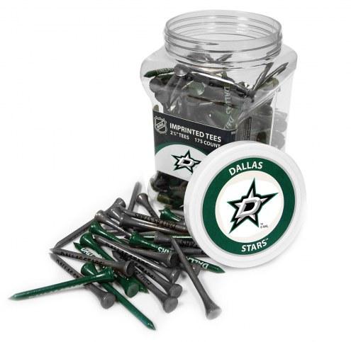 Dallas Stars 175 Golf Tee Jar