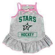 Dallas Stars Gray Dog Dress