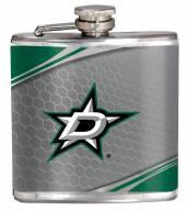 Dallas Stars Hi-Def Stainless Steel Flask