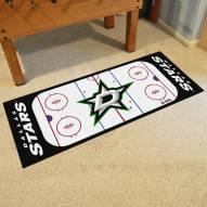 Dallas Stars Hockey Rink Runner Mat