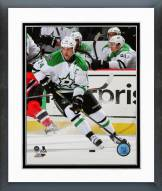 Dallas Stars Jamie Benn Action Framed Photo
