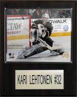 "Dallas Stars Kari Lehtonen 12"" x 15"" Player Plaque"