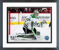 Dallas Stars Kari Lehtonen 2014-15 Action Framed Photo