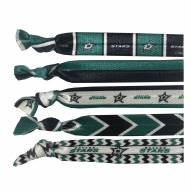 Dallas Stars Knotted Hair Tie