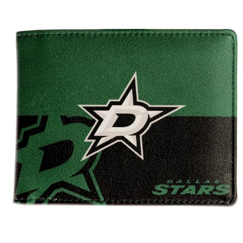 Dallas Stars Bi-Fold Wallet
