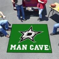 Dallas Stars Man Cave Tailgate Mat