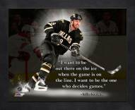 Dallas Stars Mike Modano Framed Pro Quote