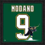 Dallas Stars Mike Modano Uniframe Framed Jersey Photo