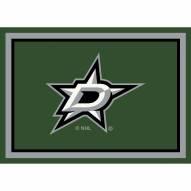 Dallas Stars NHL Team Spirit Area Rug