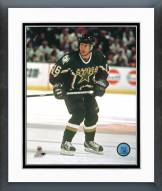 Dallas Stars Pat Verbeek Action Framed Photo