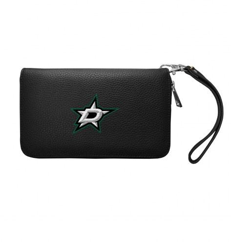 Dallas Stars Pebble Organizer Wallet