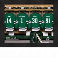 Dallas Stars Personalized 11 x 14 Framed Photograph