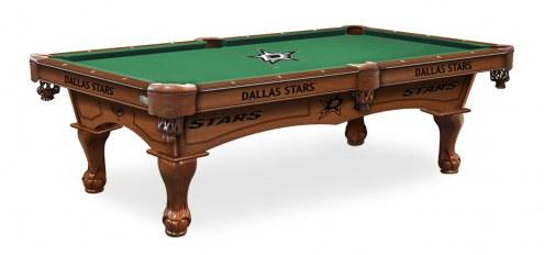 Dallas Stars Pool Table