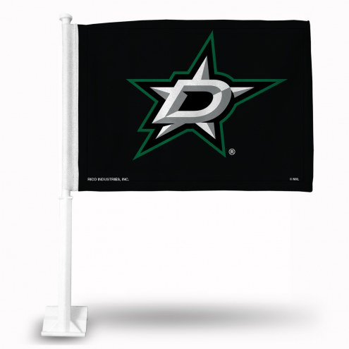 Dallas Stars Car Flag