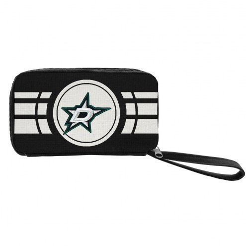 Dallas Stars Ripple Zip Wallet