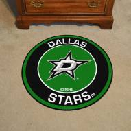 Dallas Stars Rounded Mat