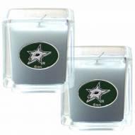 Dallas Stars Scented Candle Set