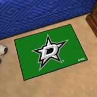 Dallas Stars Starter Rug