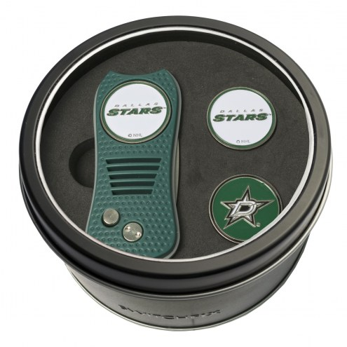 Dallas Stars Switchfix Golf Divot Tool & Ball Markers