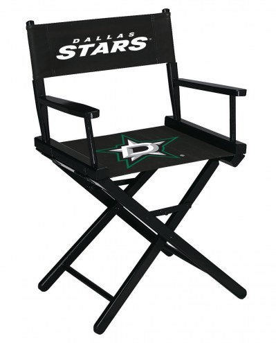 Dallas Stars Table Height Director's Chair