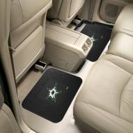 Dallas Stars Vinyl 2-Piece Rear Floor Mats