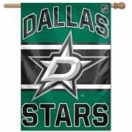 """Dallas Stars 28"""" x 40"""" Banner"""