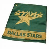 Dallas Stars Woven Golf Towel