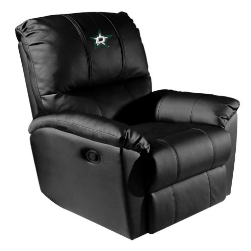 Dallas Stars XZipit Rocker Recliner