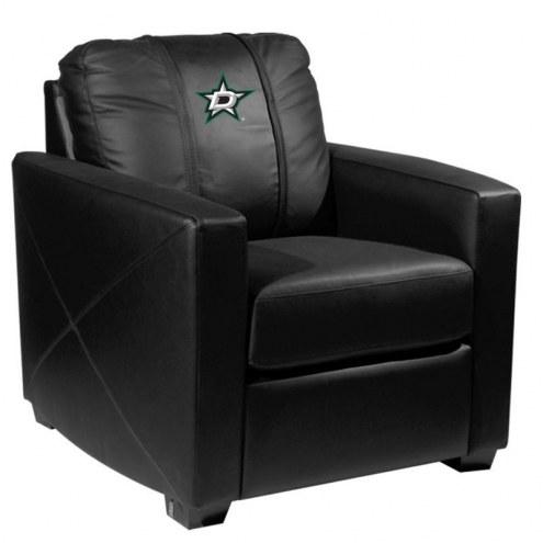 Dallas Stars XZipit Silver Club Chair