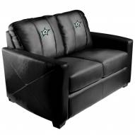 Dallas Stars XZipit Silver Loveseat