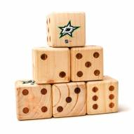 Dallas Stars Yard Dice