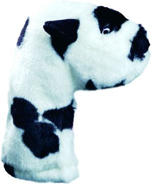 Dalmatian Golf Putter Cover