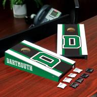 Dartmouth Big Green Mini Cornhole Set