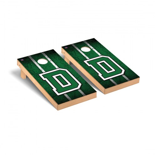 Dartmouth Big Green Vintage Cornhole Game Set
