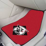 Davidson Wildcats 2-Piece Carpet Car Mats