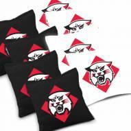 Davidson Wildcats Cornhole Bags