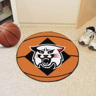 Davidson Wildcats Basketball Mat