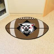 Davidson Wildcats Football Floor Mat